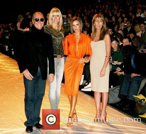 Michael Kors, Heidi Klum and Victoria Beckham 4
