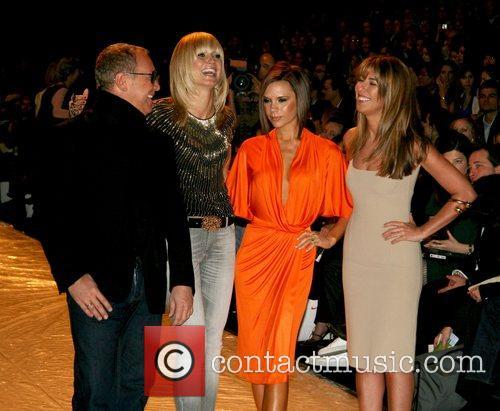 Michael Kors, Heidi Klum and Victoria Beckham 6