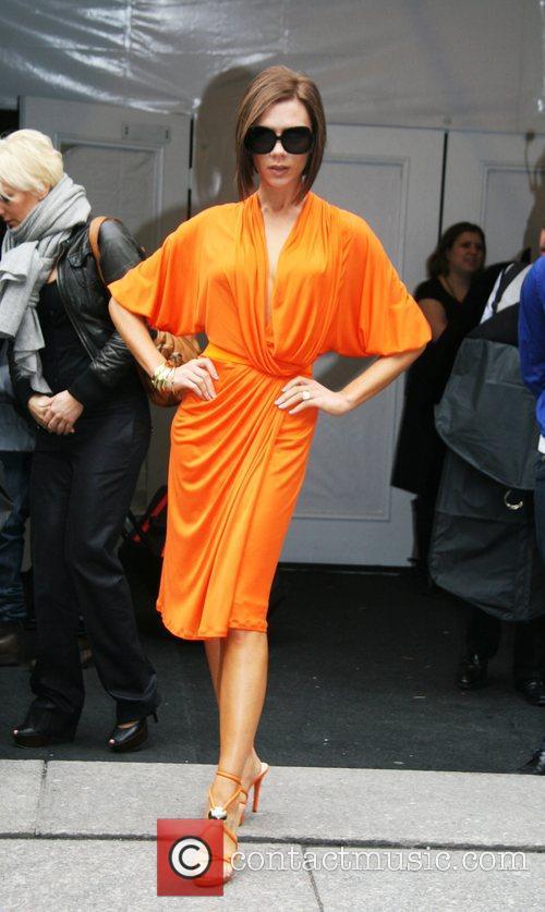 Victoria Beckham, Mercedes Benz Fashion Week
