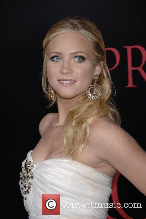Brittany Snow World Premiere of 'Prom Night' held...