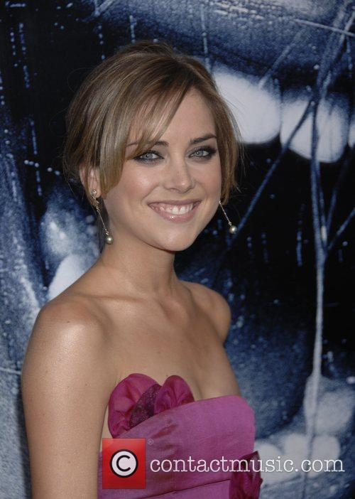 Jessica Stroup World Premiere of 'Prom Night' held...