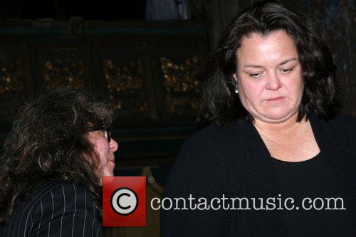 Rosie O'Donnell and Lori E. Seid PS 122...