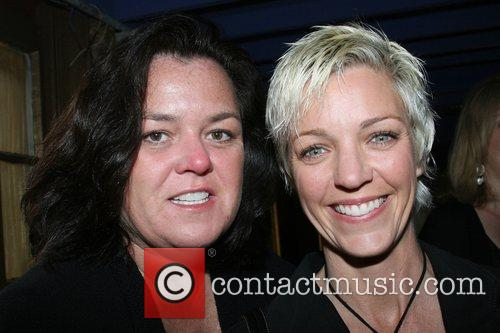 Rosie O'Donnell and Kelli Carpenter O'Donnell PS 122...