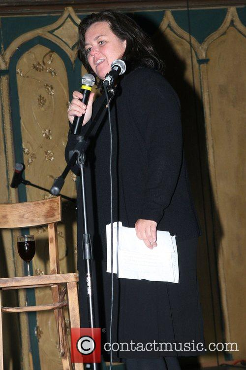 Rosie O'Donnell PS 122 Spring Gala 2008 New...