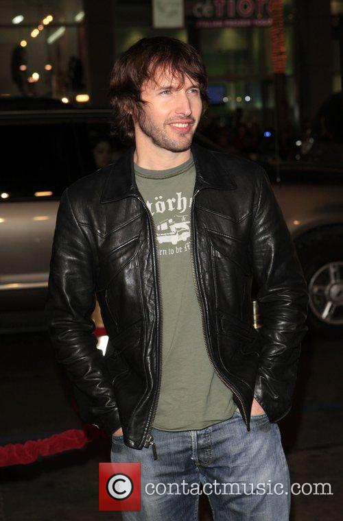 James Blunt Premiere of 'P.S. I Love You'...