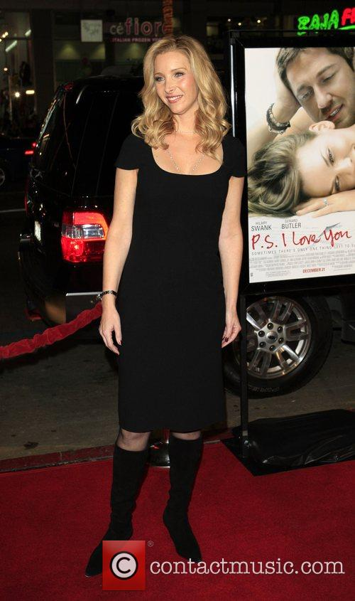 Lisa Kudrow Premiere of 'P.S. I Love You'...