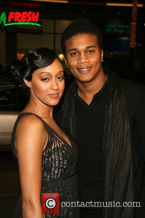 Tia Mowry and Cory Hardrict 9