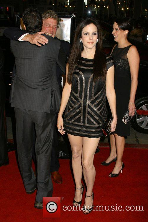 Mary Louise Parker Premiere of 'P.S. I Love...