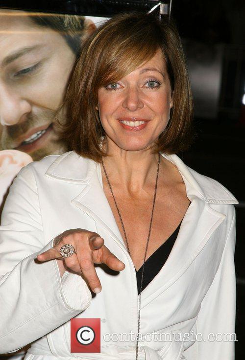 Allison Janney Premiere of 'P.S. I Love You'...