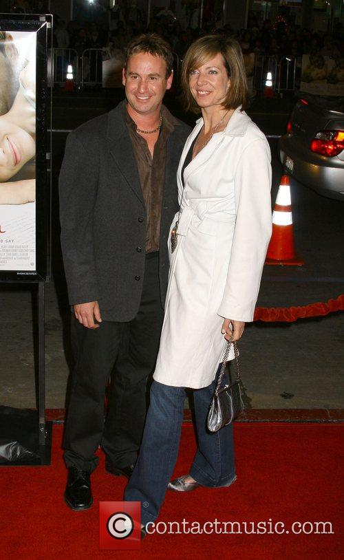 Allison Janney and Guest Premiere of 'P.S. I...