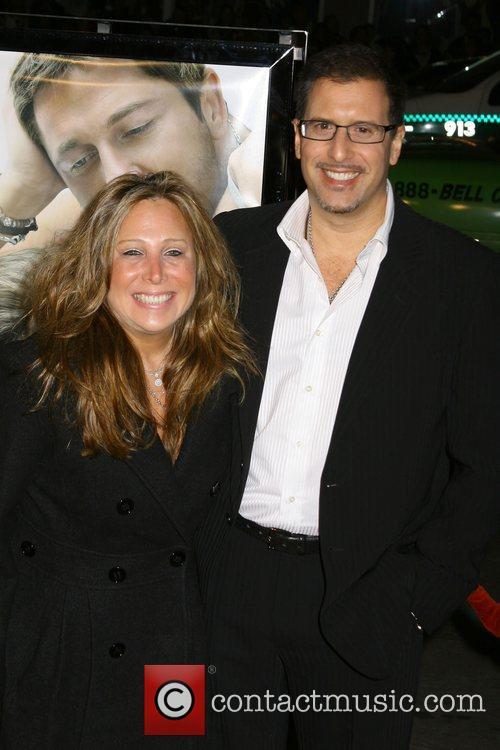 Director Richard LaGravenese and wife Ann LaGravenese Premiere...