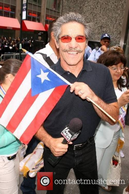 Geraldo Rivera 5th annual National Puerto Rican Day...