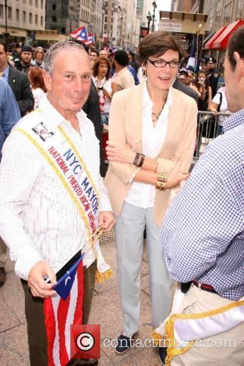 5th annual National Puerto Rican Day parade along...