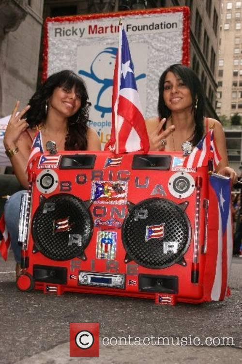Nina Sky  5th annual National Puerto Rican...