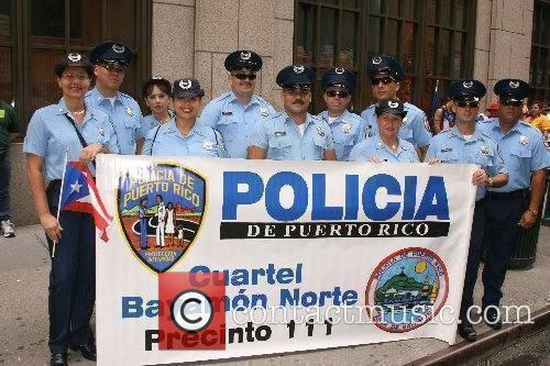 Atmosphere 5th annual National Puerto Rican Day parade...