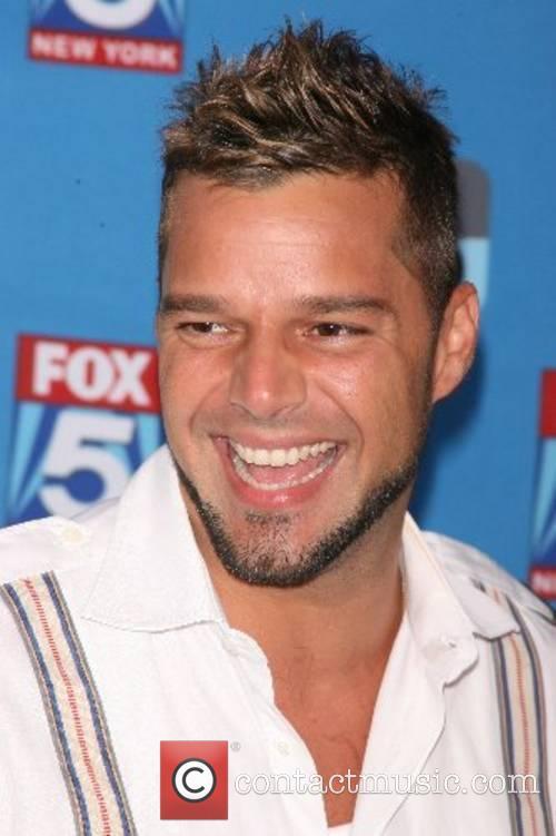 Ricky Martin 23