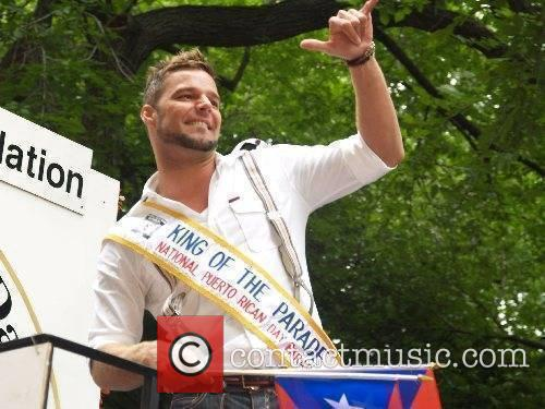 Ricky Martin The 12th Annual National Puerto Rican...