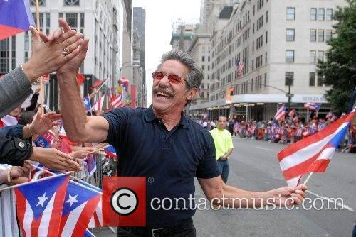 Geraldo Rivera 50th Annual Puerto Rican Day Parade...