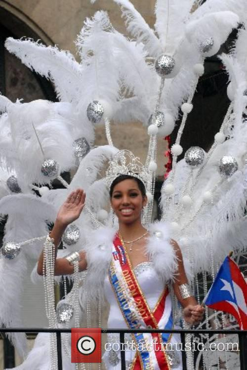 Atmosphere  50th Annual Puerto Rican Day Parade...