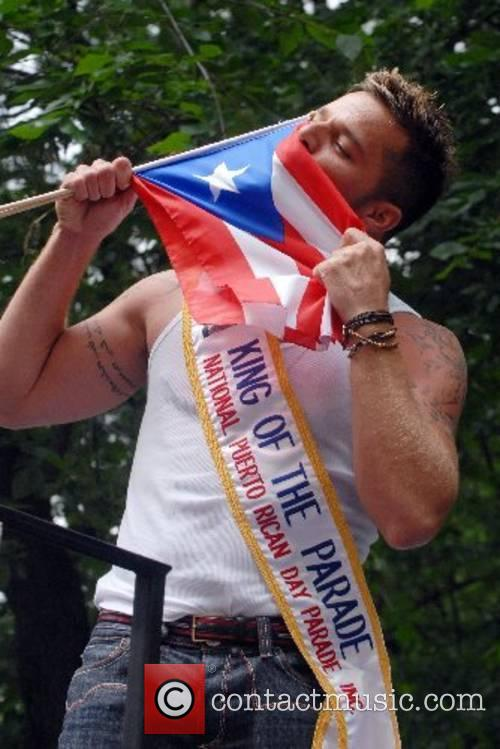 Ricky Martin 18