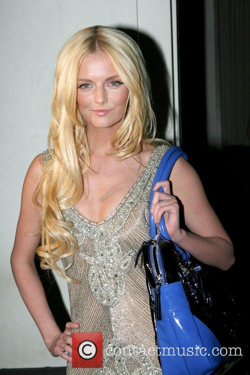 Lydia Hearst Lydia Hearst for Puma launch party...