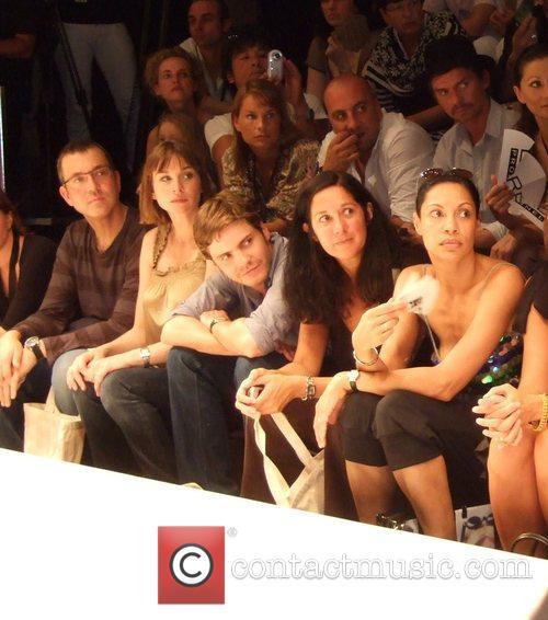 Christiane Paul, Daniel Bruehl, Chantal de Freitas Puma...