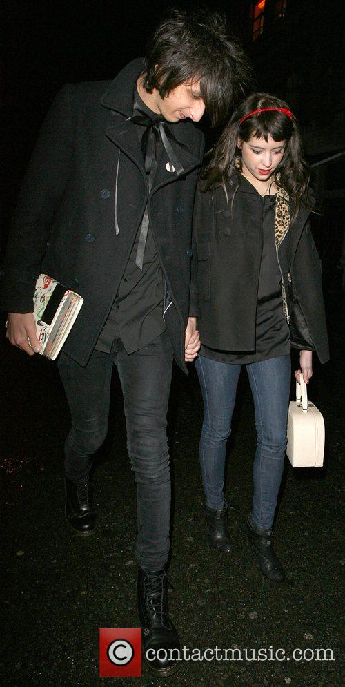 Peaches Geldof, Her New Boyfriend, Horrors Frontman Faris Rotter and Leaving Punk Nightclub At 3.00am 1