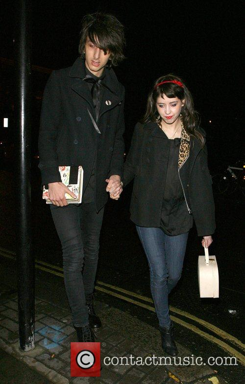 Peaches Geldof, Her New Boyfriend, Horrors Frontman Faris Rotter and Leaving Punk Nightclub At 3.00am 8