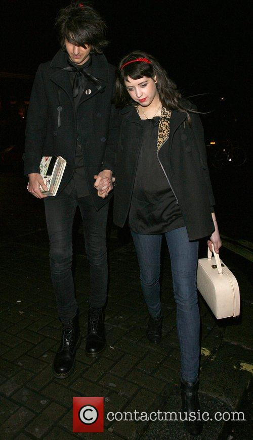 Peaches Geldof, Her New Boyfriend, Horrors Frontman Faris Rotter and Leaving Punk Nightclub At 3.00am 4