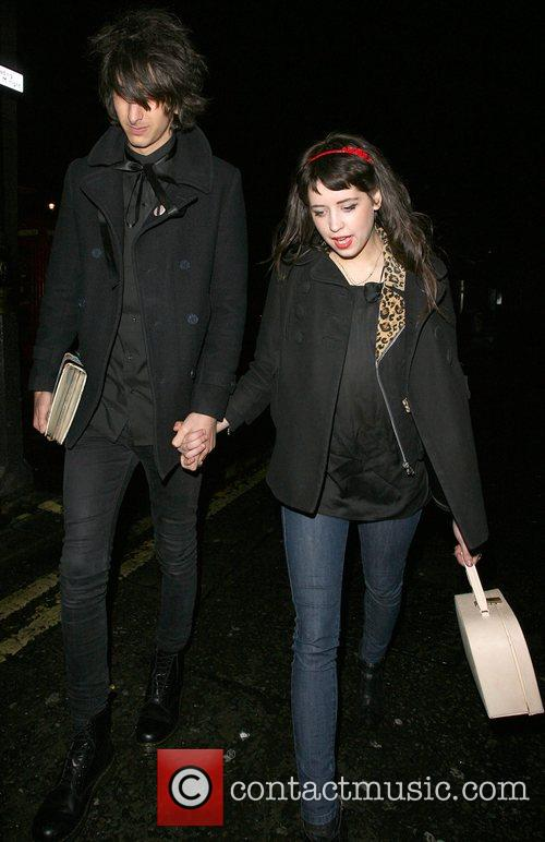 Peaches Geldof, Her New Boyfriend, Horrors Frontman Faris Rotter and Leaving Punk Nightclub At 3.00am 10