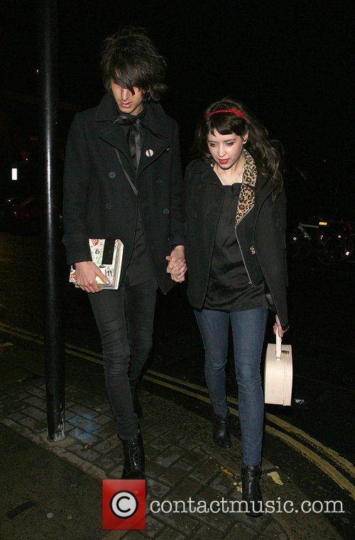 Peaches Geldof, Her New Boyfriend, Horrors Frontman Faris Rotter and Leaving Punk Nightclub At 3.00am 11
