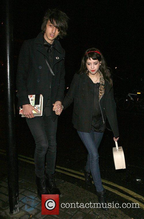 Peaches Geldof, Her New Boyfriend, Horrors Frontman Faris Rotter and Leaving Punk Nightclub At 3.00am 5