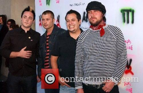 'Punk's Not Dead' premiere held at the Henry...