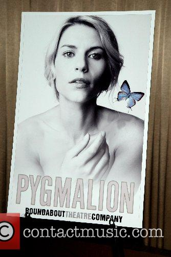 Claire Danes Poster Broadway production of Pygmalion -...