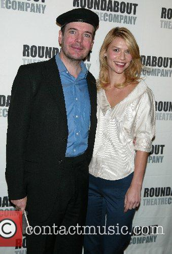Jefferson Mays and Claire Danes Broadway production of...