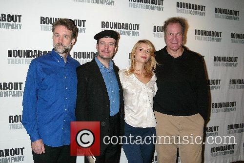 Boyd Gaines, Jefferson Mays, Claire Danes and Jay...