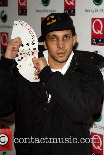 Dynamo The Q Awards held at the Grosvenor...