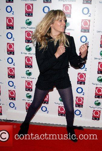 Edith Bowman The Q Awards held at the...