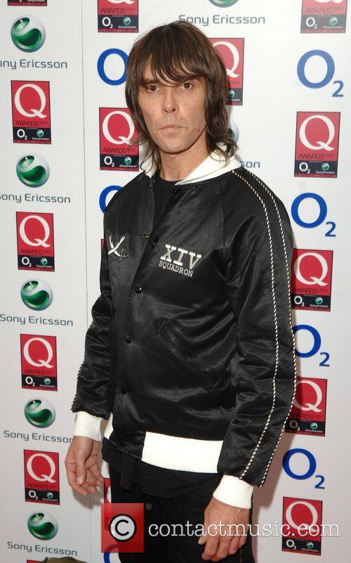 Ian Brown The Q Awards held at the...