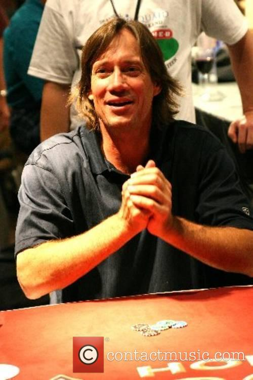 Kevin Sorbo at the Dennis Quaid Charity Weekend...