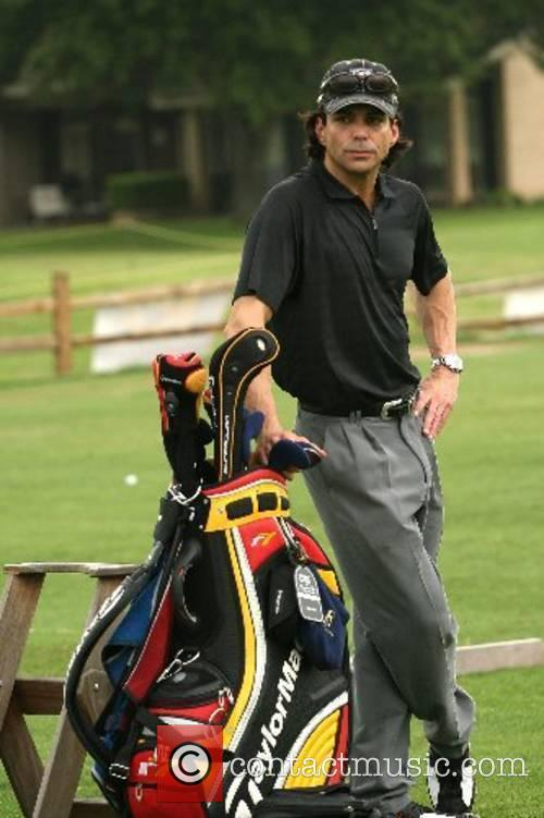 Richard Grieco at the Dennis Quaid Charity Weekend...