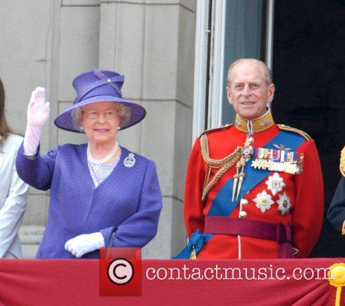 HRH Queen Elizabeth II and Prince Philip Duke