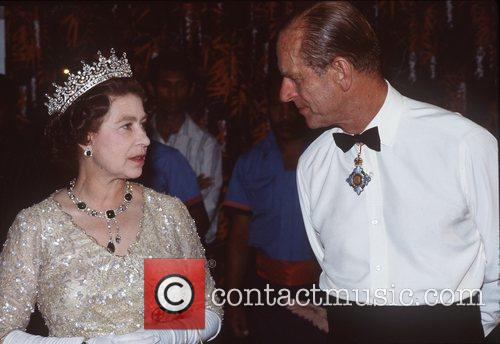 Queen Elizabeth Ii and The Duke Of Edinburgh Celebrate Their Golden (60th) Wedding Anniversary On 21st Nov 2007 6
