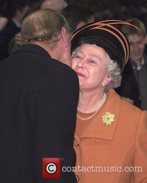 Queen Elizabeth Ii and Eve 1