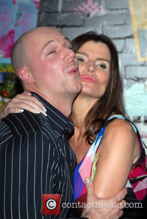 Richard Newman & Suzie Verrico  Queen Of...