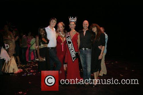Queen Of Nations Beauty Pageant 2007 held at...