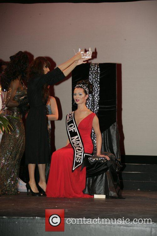Kemal Shahin Queen Of Nations Beauty Pageant 2007...