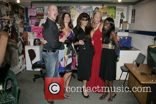 Richard Newman, Suzie Verrico, Kemal Shahin, Lea Walker,...