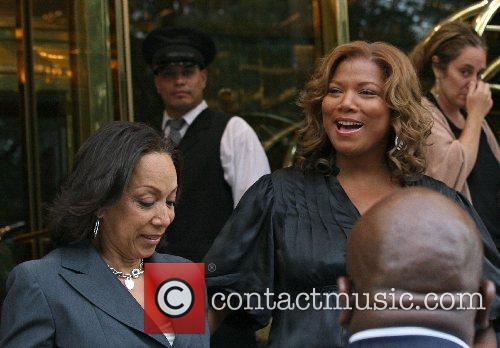 Queen Latifah and CBS 3