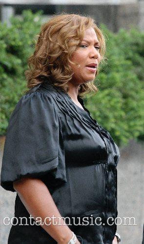 Queen Latifah and CBS 10